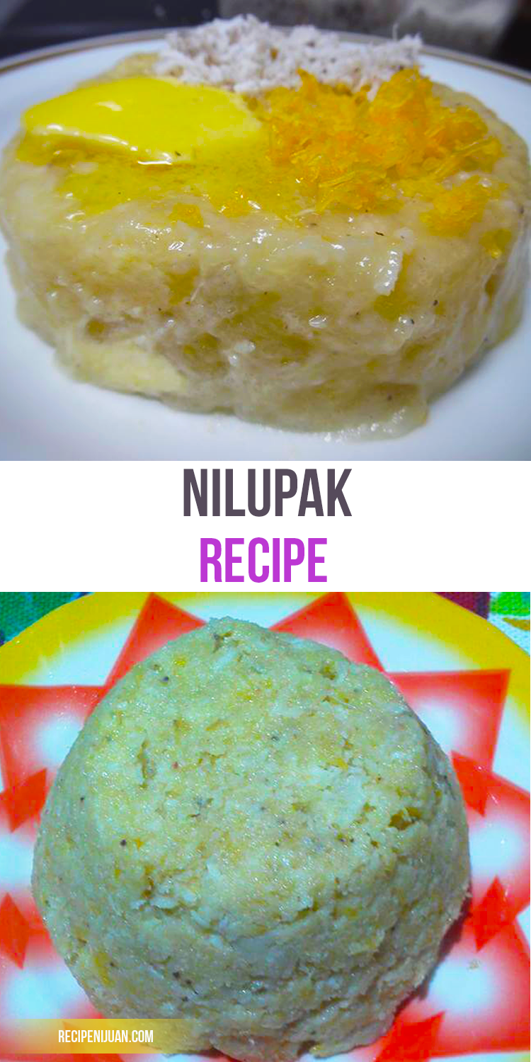 Nilupak | Recipe | Meat, Coconut and Filipino