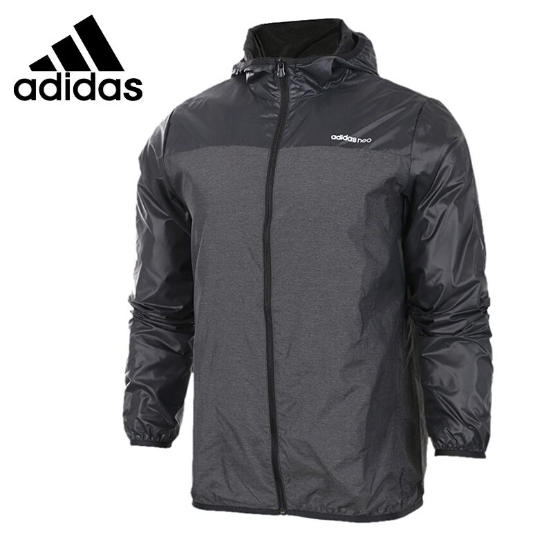 Original New Arrival 2018 Adidas Wb Logo Summer Womens Jacket Hooded Sportswear Running Sports & Entertainment