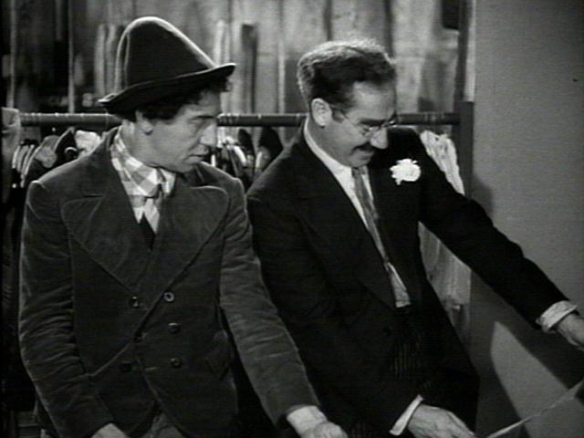 Groucho é CHICO