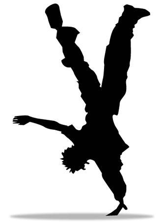 Hip Hop Team Tryout Tips Dance Tricks Hip Hop Dance Jerkin Dance Clip Art