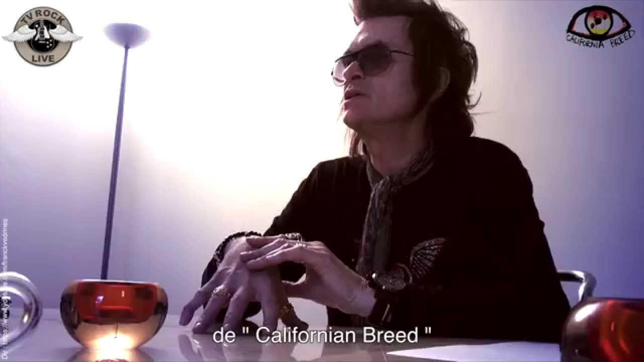 ❌ CALIFORNIA BREED ⚡ Glenn Hughes ✖ Dir. Franck VÉDRINES❗VOSTF
