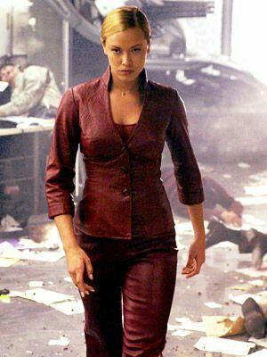 Kristanna Loken Terminator 3 Female Villains Terminator Woman Movie
