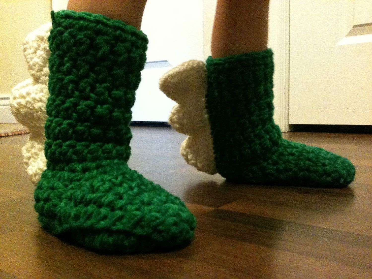 Dinosaur crochet slipper boots kiddo pinterest crochet dinosaur crochet slipper boots bankloansurffo Image collections