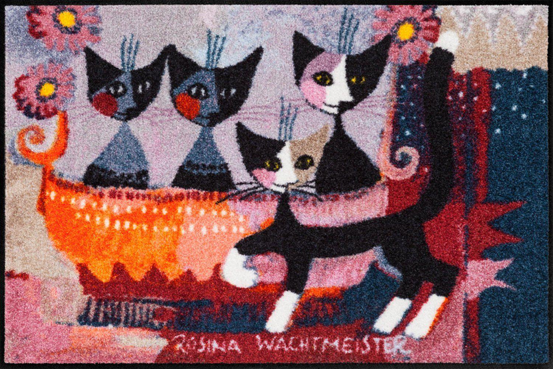 rosina wachtmeister tapis de sol, multicolore, 50 x 75 cm: amazon.fr