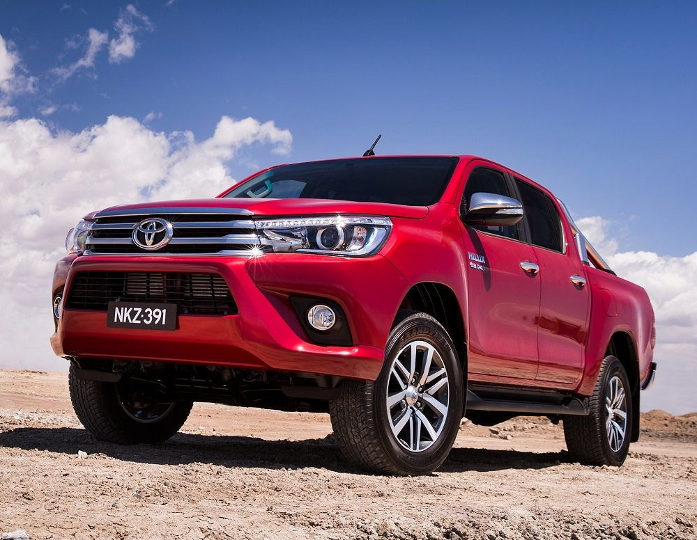 Toyota Has Claimed Bragging Rights After Finishing 2016 As The Nation S Top Selling Car Brand While Also Having Australia S Favou Toyota Hilux Toyota Sell Car
