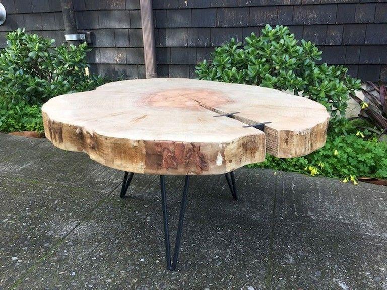 70 Inspiring Diy Wood Slab Coffee Table Ideas Furniture Wood