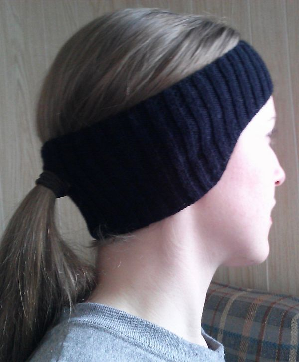 Crochet Earwarmer Hat Pattern Headband Pattern, Colors of Fall Earwarmer Pattern Messy Bun Beanie Pattern