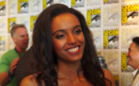 Maisie Richardson Sellers Teases Potential Legends Of Tomorrow Return Shine My Crown Maisie Richardson Sellers Maisie Richardson Richardson