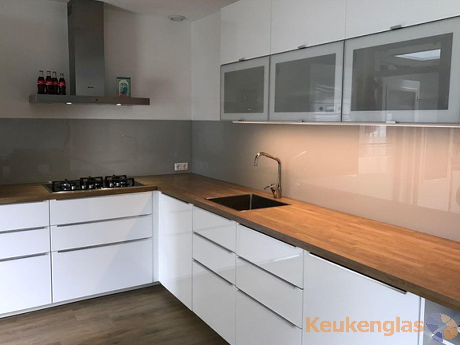 Design Keuken Groningen : Keuken achterwand glas aardetint cucina pinterest