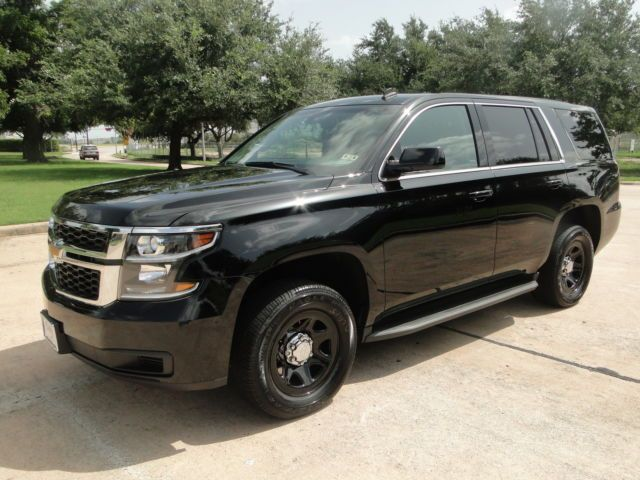 Chevrolet Tahoe Police Ppv For Sale Cheap | Charlie's ...