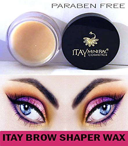 Itay Beauty Paraben Free Defining Eye Brow Shaper Wax ...