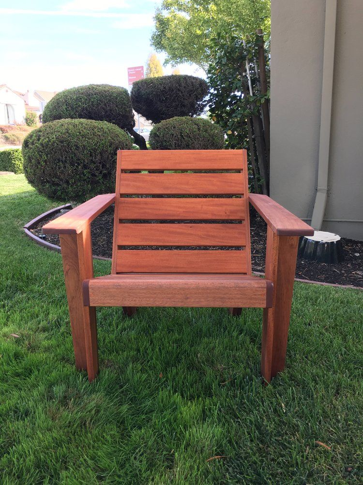 Modern adirondack chair noble bear furniture and home