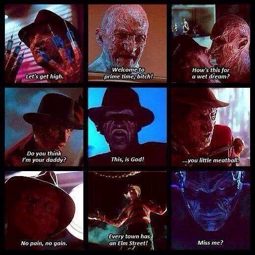 Freddy Krueger Quotes 5