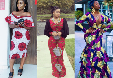 Unique And Trendy Ankara Styles For Ladies 2019 Trendy Ankara Styles Latest African Fashion Dresses African Fashion Dresses