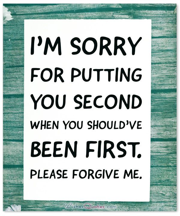 Writing an Apology Letter to Boyfriend u2013 Samples and Tips for - apology letter to family