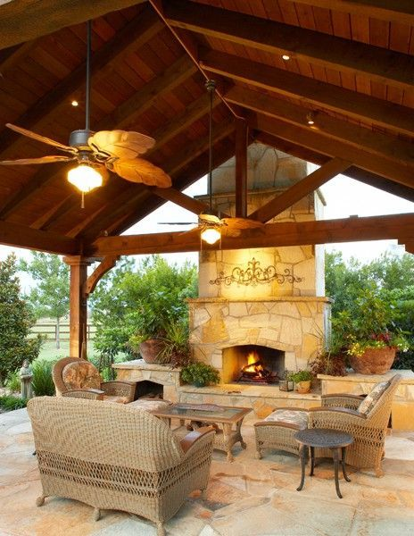 Dinning Room Covered Patio Idea Would Love To Have This