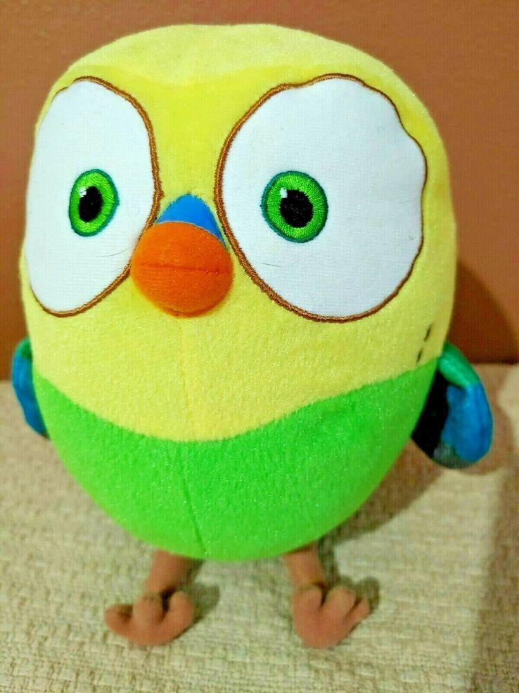 Secret Life Of Pets Plush Sweet Pea Bird Plush By Toy Factory 7