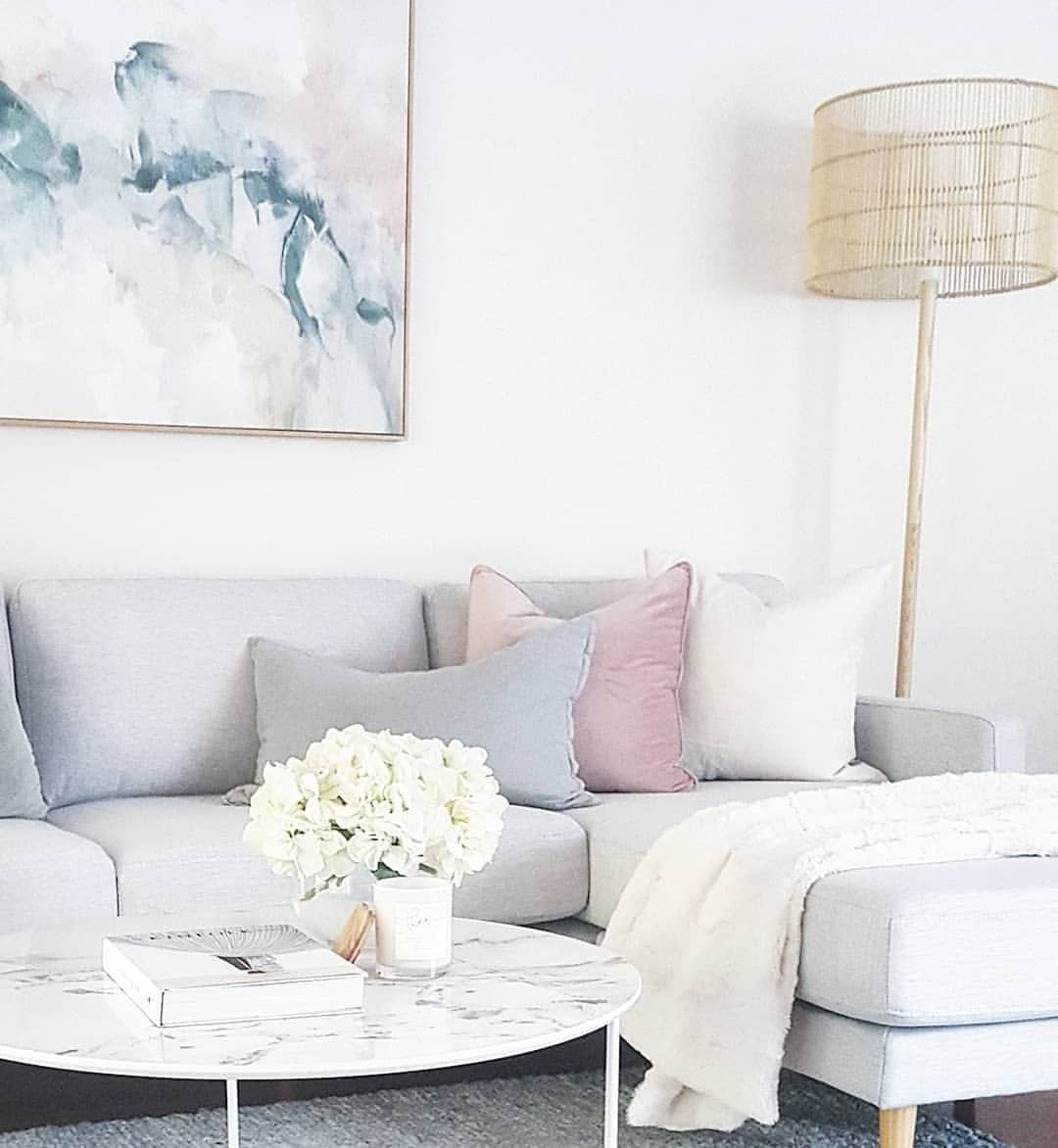 Living Room Inspo The Home Of Annacameroninteriors Via The