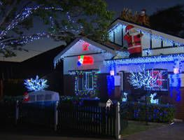 Looking to trump your neighbour's Christmas light display this year? Well don't hold back because when it comes to Christmas lights there's no such thing as too much. Rob shows you the best and safest options to create the ultimate dazzling display at your place.
