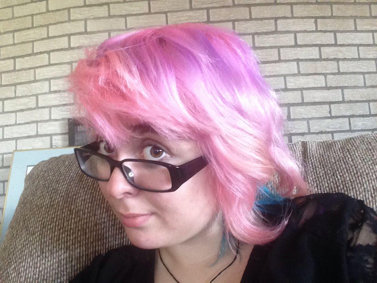 My hair style- such fab !