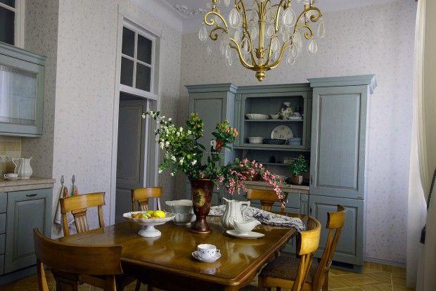 Стиль прованс в интерьере (55 фото) — Франция у вас в доме ...