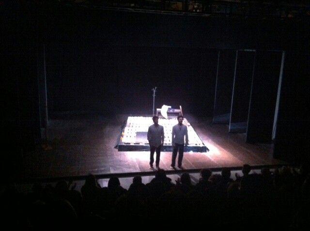 Io sono il vento.Un dramma di straordinaria modernità firmato da Jon Fosse #TeatroIndia #Roma #iosonoilvento