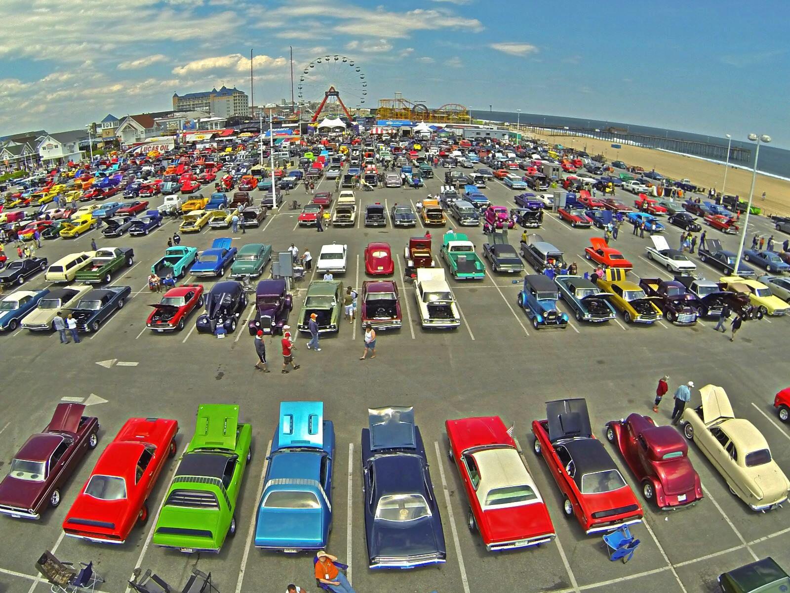 Ocean City Car Show Eastern Shore Love Pinterest City Car - Ocean city car show