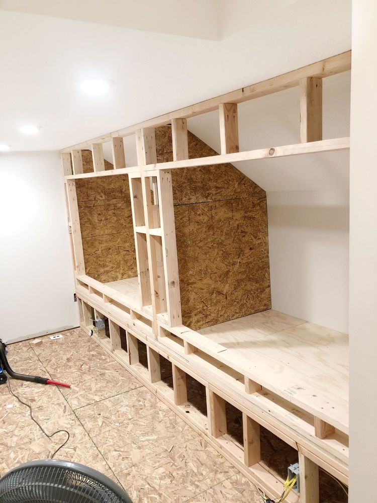 Photo of DIY Built-in Beds for Guest Rooms