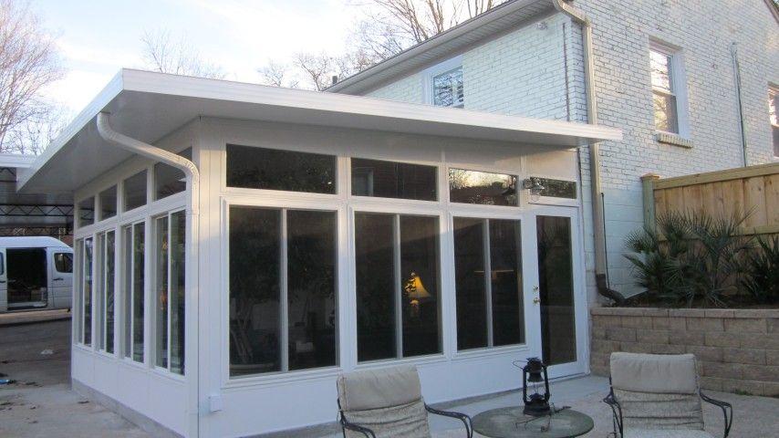 Nashville Sunrooms Contractor Call Stratton Exteriors