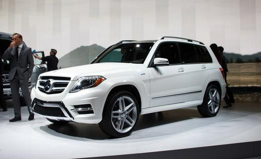 Mercedes Benz Glk 350 Seriously Considering This