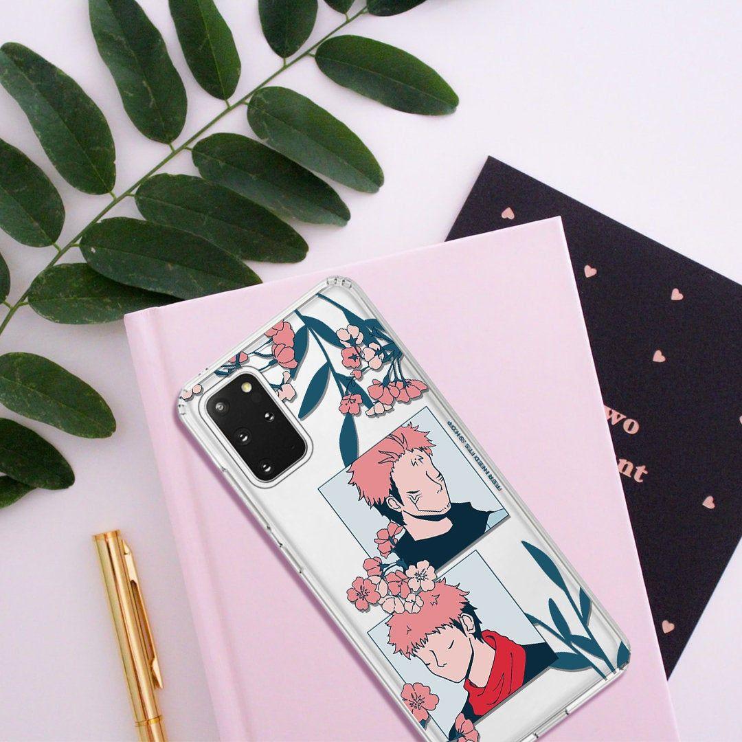 JJK Sukuna and Yuji Phone Case (iPhone & Samsung)