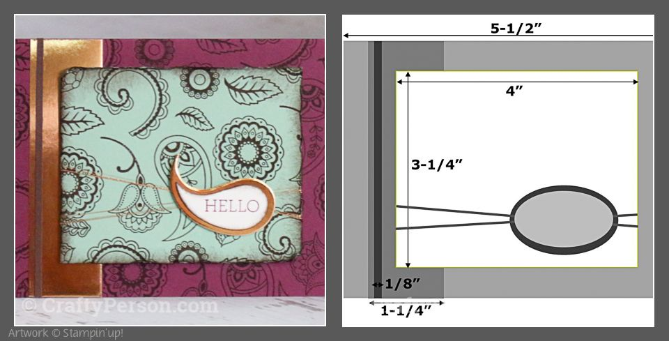 Card Layout Sample Stampinup Card Sketches Card Layout Cards