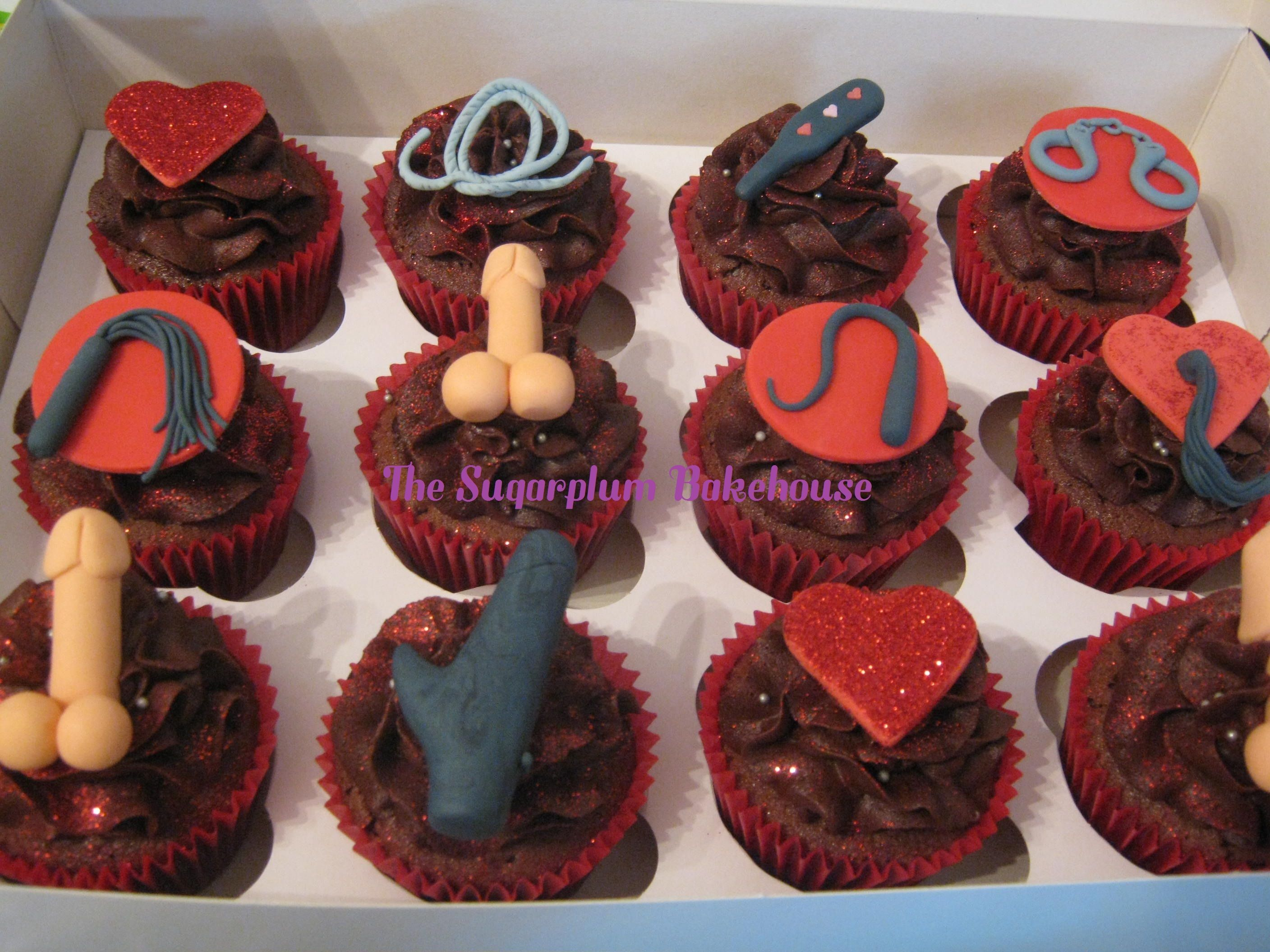 Naughty Ann Summers Cupcakes More At Facebook Summer CupcakesAdult Party IdeasAnn