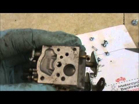 2 Stroke Engine Only Runs With Choke On