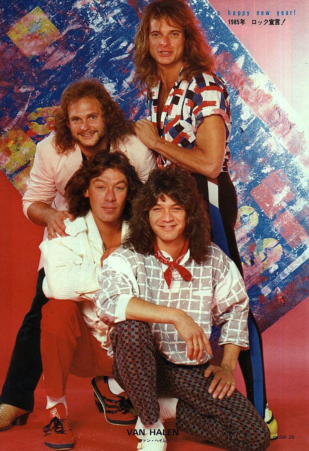 Pin By M S On Van Halen In 2020 Eddie Van Halen Van Halen Goth Music