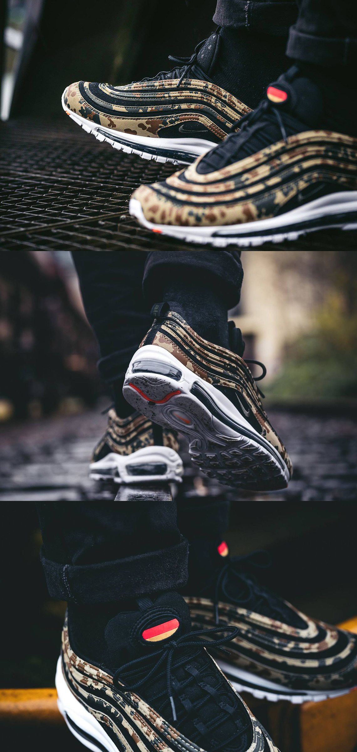 "Nike Air Max 97 Country Camo ""Germany"""