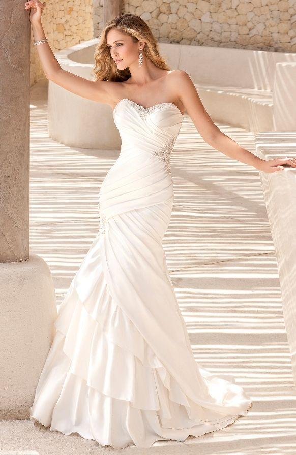 Island Wedding Dresses