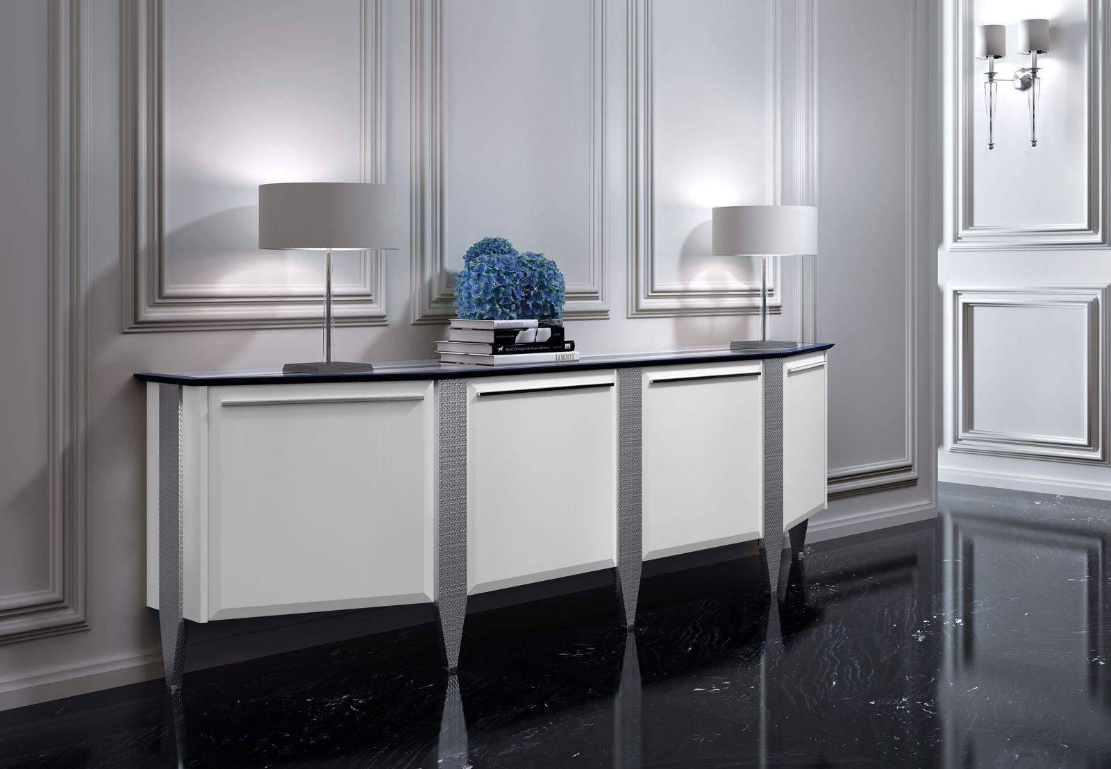 Credenze moderne prodotte in Italia da Vismara Design   CONSOLA ...