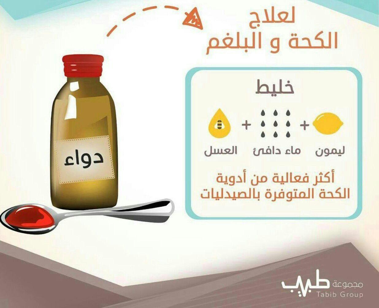 علاج الكحة بطرق طبيعية فى المنزل