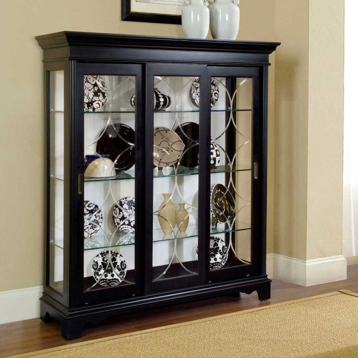 Black Corner Cabinet Antique Curio Wooden Material Wwwpennypackpark