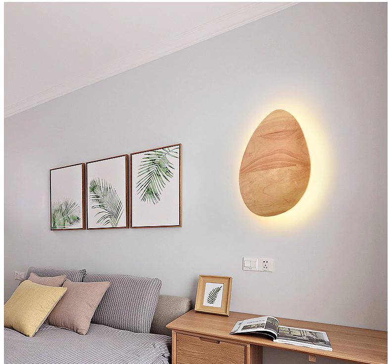 Wood Led Wall Light Home Lighting Wall Decor In 2020 Decor Home Decor Sites Home Decor Inspiration