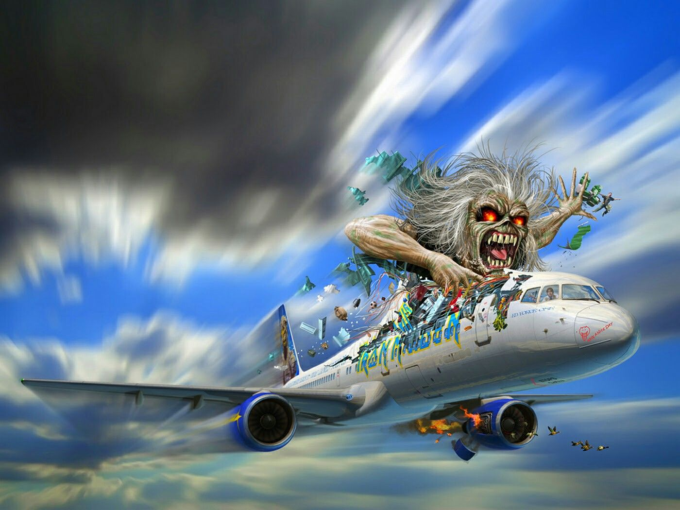 Iron Maiden ~ Eddie