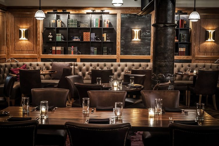 The Library at the Public Theater, New York | restaurant and bars