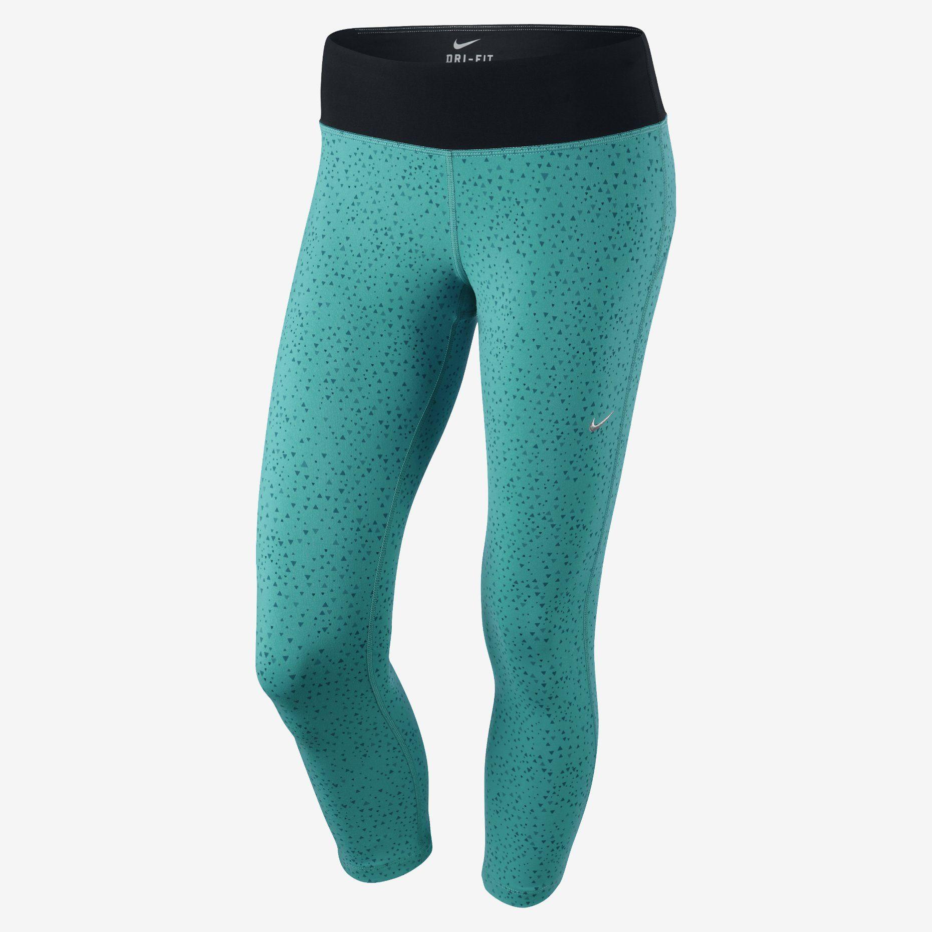 Nike Epic Lux Printed Women's Running Crops. Nike Store UK