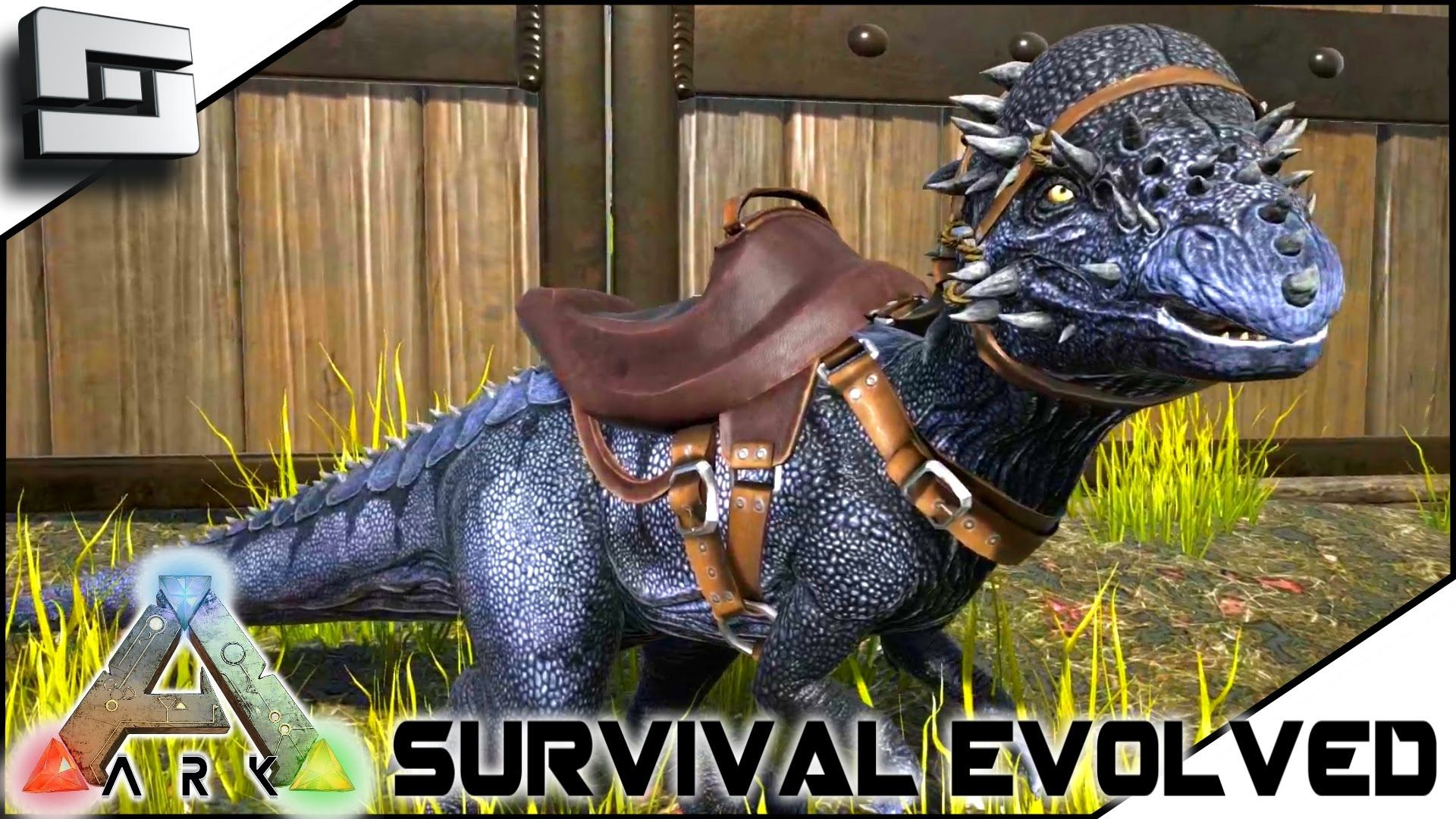 Charming ARK: Survival Evolved   TAMING A PACHYCEPHALOSAURUS! W/ Sl1pg8r! Taming  Epicu2026