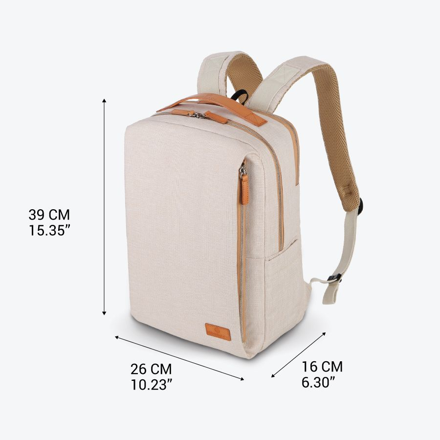 acfe98a74c6 Siena - Smart Backpack in 2019 | Not a Briefcase | Luggage straps ...