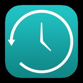 Time Machine Icon Ios 7 Apple Ios Ios Apple