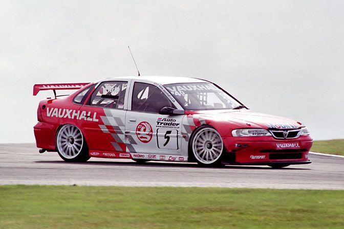 Retrospective Btcc Super Touring Years Pt 2 Speedhunters Btcc Vauxhall Touring