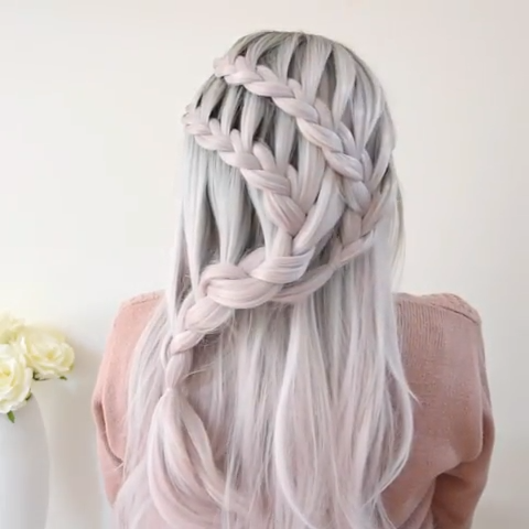 50 Summer Braid Hairstyles That You Simply Can't Miss in 2019 - Summer Braids