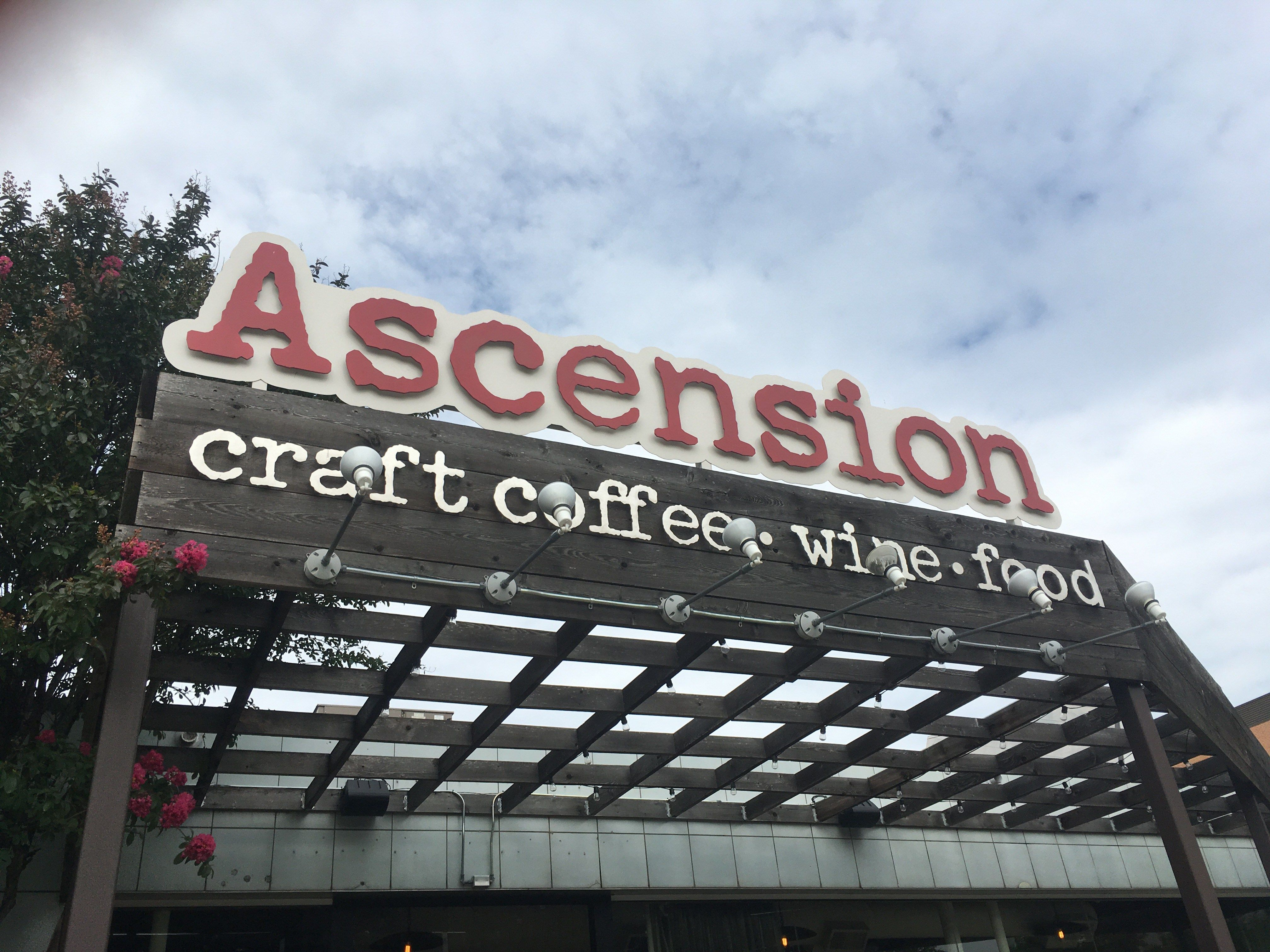 Account suspended cute coffee shop ascension coffee